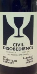 Hill Farmstead Civil Disobedience &#40;Release 4&#41; - Saison