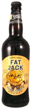Samuel Adams Fat Jack Double Pumpkin - Spice/Herb/Vegetable