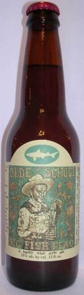 Dogfish Head Olde School Barleywine - Barley Wine