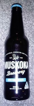 Muskoka Kristallweizen - German Kristallweizen
