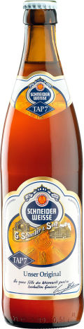 Schneider Weisse Original - German Hefeweizen