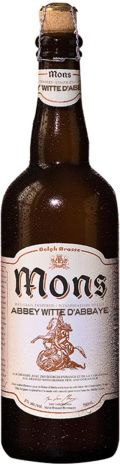 Belgh Brasse Mons Abbey Witte - Belgian White &#40;Witbier&#41;