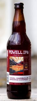 Coal Harbour Powell IPA - India Pale Ale &#40;IPA&#41;