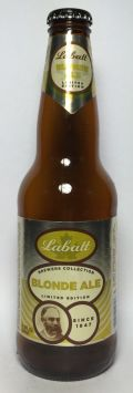 Labatt Brewers Collection Blonde Ale - Golden Ale/Blond Ale