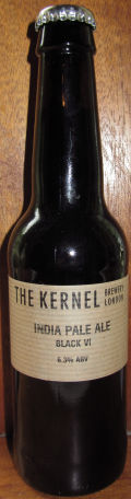 The Kernel India Pale Ale Black VI - Black IPA