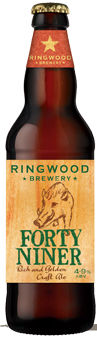 Ringwood Fortyniner &#40;Bottle&#41; - Premium Bitter/ESB