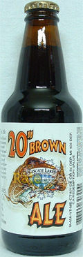 Cascade Lakes 20-inch Brown Ale - Brown Ale