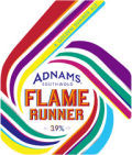 Adnams Flame Runner - Golden Ale/Blond Ale