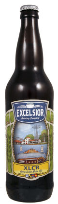 Excelsior XLCR Pale Ale - American Pale Ale