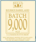 Bells Bourbon Barrel Batch 9000 Ale   - Imperial Stout