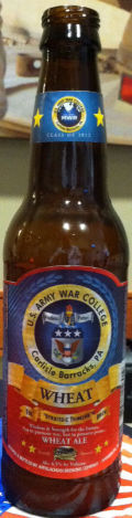 Appalachian War College Wheat - Wheat Ale