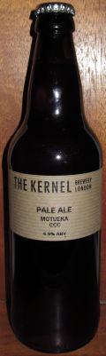 The Kernel Pale Ale Motueka CCC - American Pale Ale