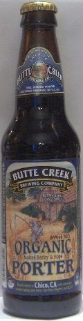 Butte Creek Organic Porter - Porter