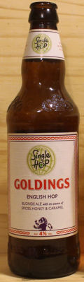 Marstons Single Hop Goldings &#40;Bottle&#41; - Bitter