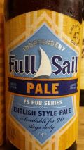 Full Sail English Pale - English Pale Ale