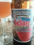 Pensacola Bay DeSoto Raspberry Berliner Weisse - Fruit Beer