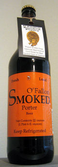 OFallon Smoked Porter - Smoked