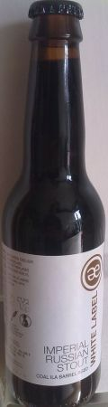 Emelisse White Label Imperial Russian Stout &#40;Caol Ila BA&#41; - Imperial Stout