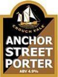 Crouch Vale Anchor Street Porter - Porter