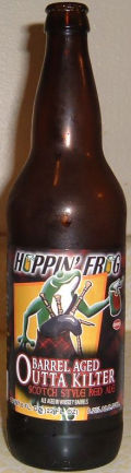 Hoppin Frog Barrel Aged Outta Kilter - Scotch Ale