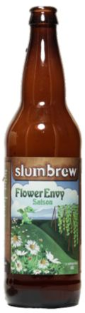 Slumbrew Flower Envy Saison - Saison