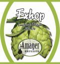 Amager Exhop &#40;Lundsbak Edition HBC 436&#41; - American Pale Ale