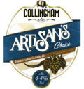 Collingham Artisans Choice - Golden Ale/Blond Ale