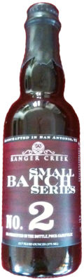Ranger Creek Small Batch Series No. 2 - Saison