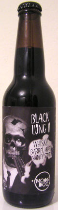 Moon Dog Black Lung II - Smoked