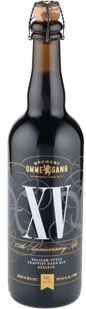 Ommegang XV - 15th Anniversary Ale - Belgian Strong Ale