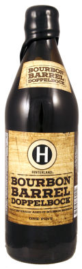 Hinterland Bourbon Barrel Doppelbock - Doppelbock