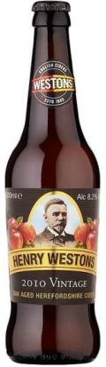 Westons Henry Westons Vintage Reserve Cider - Cider