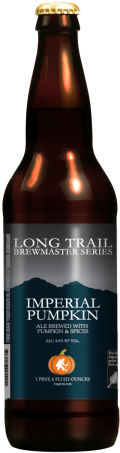 Long Trail Brewmaster Series Imperial Pumpkin - English Strong Ale