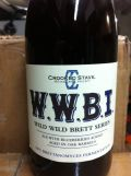 Crooked Stave Wild Wild Brett Indigo &#40;WWBI&#41; - Sour Ale/Wild Ale