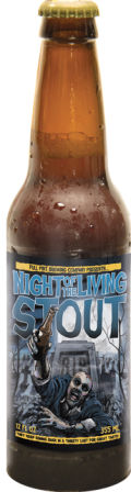 Full Pint Night of the Living Stout - Stout