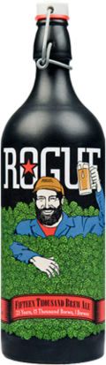 Rogue Fifteen Thousand Brew Ale &#40;15,000&#41; - Foreign Stout