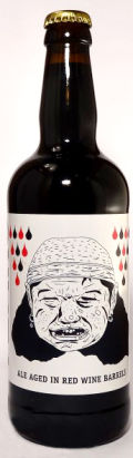 Stillwater/Mikkeller/Fan Gypsy Tears &#40;Red Wine Barrel Aged Edition&#41; - Stout