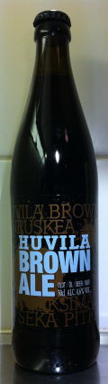 Malmgrdin Huvila Brown Ale - Brown Ale