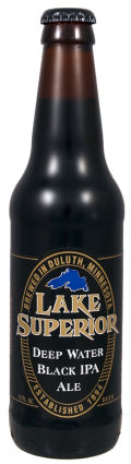 Lake Superior Deep Water Black IPA - Black IPA