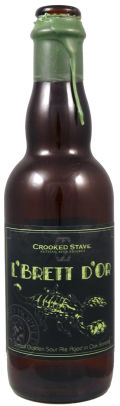 Crooked Stave LBrett dOr - Sour Ale/Wild Ale