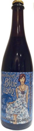 Pipeworks Blue Lady Berliner Style Weisse  - Berliner Weisse