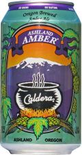 Caldera Ashland Amber Ale - Amber Ale