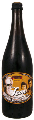 Cigar City Leon - Barley Wine