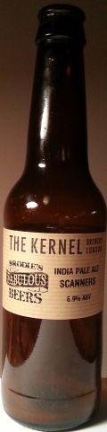 The Kernel / Brodies SCANNERS IPA - India Pale Ale &#40;IPA&#41;