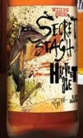 Flying Dog Wild Dog Secret Stash Harvest Ale 2012 - Wheat Ale