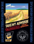 Revelation Cat - Take My AdWeisse - Wheat Ale