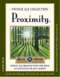 Blue Moon Proximity - Fruit Beer