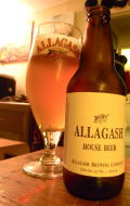 Allagash House Beer - Belgian Ale