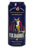 Fox Barrel English Perry - Perry