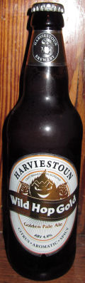Harviestoun Wild Hop Gold &#40;Bottle&#41; - Golden Ale/Blond Ale